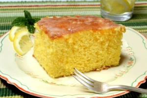 Bills Lemon Loaf Cake from Cheryl Pelletier