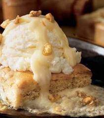 "It's ""Blonde Brownie"" day. Grab a cup of coffee and enjoy one!"