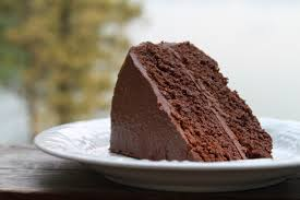 "It's ""National Chocolate Cake"" Day. Have some and enjoy!"