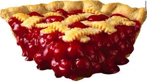 "It's ""National Pie"" day. Have some, and don't worry about the calories!"