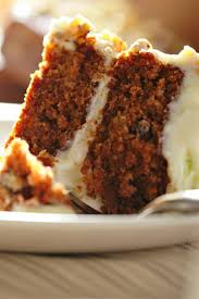 "It's National Carrot Cake Day."" Yummmm."