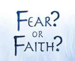 From this day forward, I choose Faith.