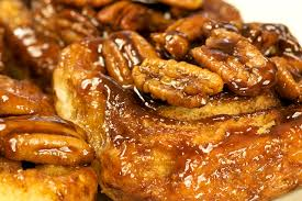 "It's National ""Sticky Bun"" Day. Yummmmmm."