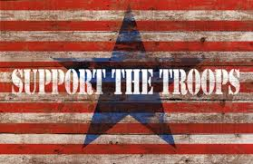 What have you done to support our troops lately? For one, I think that until Andrew Tahmooressi, a Marine that made a wrong turn into Mexico, not a single American should set foot in Mexico. My family makes the trek to Cancun every year and this year we're not going.
