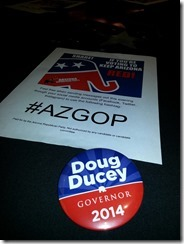 Doug Ducey wins